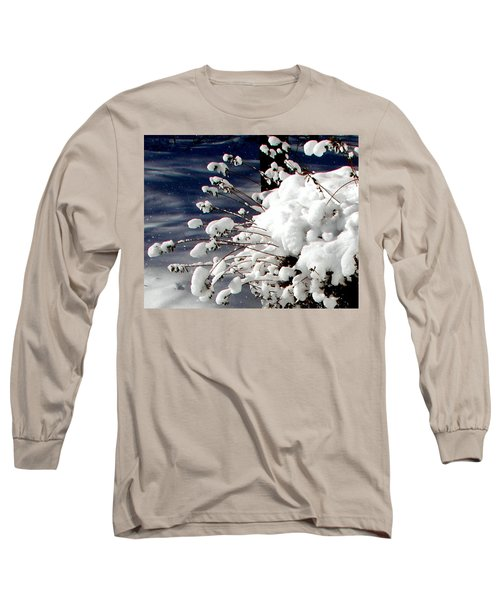 Marshmallow Sprouts Long Sleeve T-Shirt