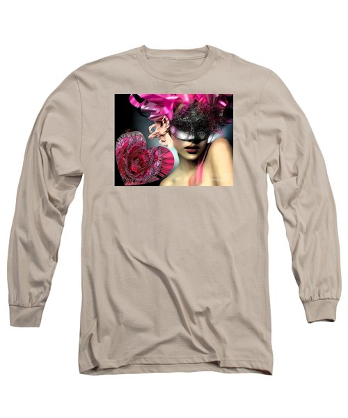 Masked Long Sleeve T-Shirt