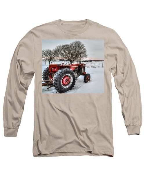 Massey Ferguson 165 Long Sleeve T-Shirt