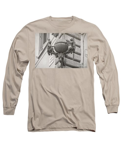 Medieval Alarm Long Sleeve T-Shirt