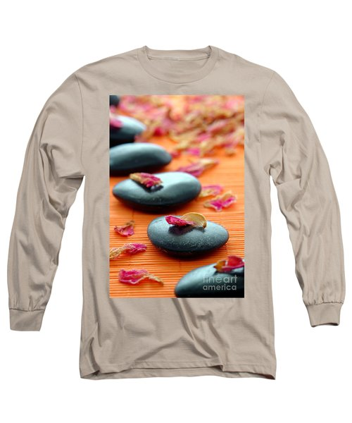 Meditation Zen Path Long Sleeve T-Shirt