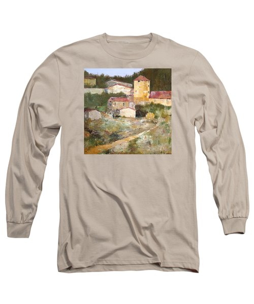 Mediterranean Farm Long Sleeve T-Shirt
