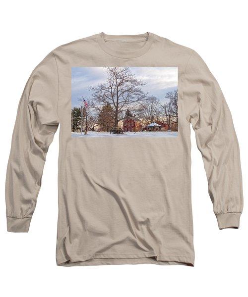 Meetinghouse Hill Long Sleeve T-Shirt