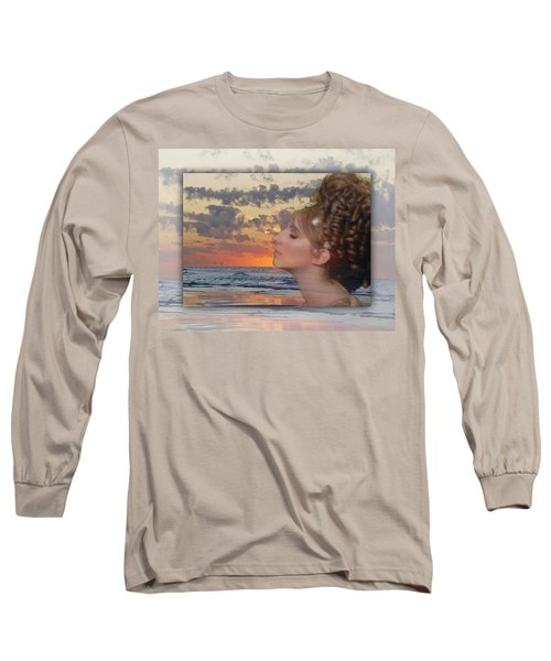 Melinda Long Sleeve T-Shirt