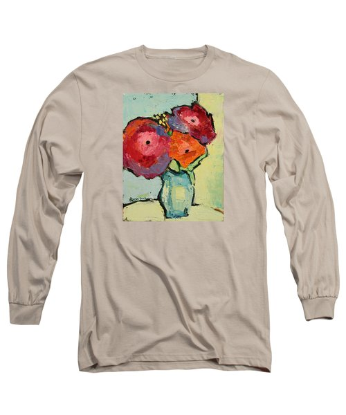 Melody Of Love Long Sleeve T-Shirt by Becky Kim
