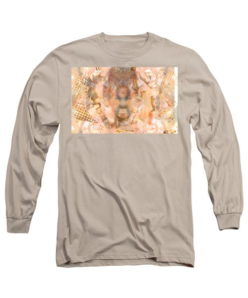 Melting Mer Tribe Long Sleeve T-Shirt