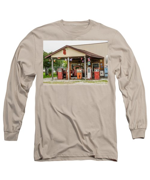 Long Sleeve T-Shirt featuring the photograph Memories Of Route 66 by Sue Smith
