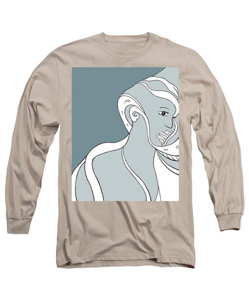 Metro Polly Long Sleeve T-Shirt