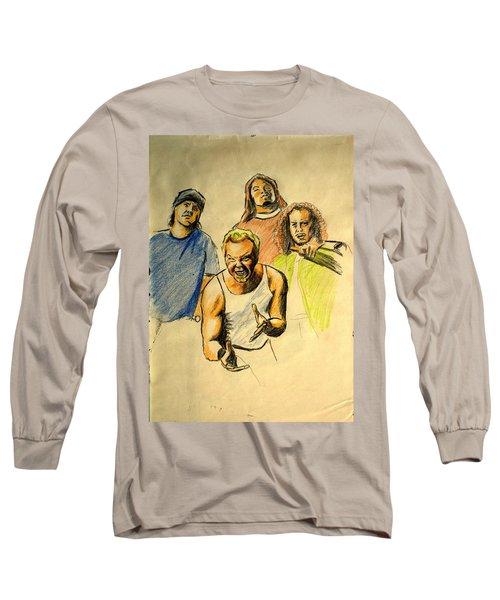 Mettalica Long Sleeve T-Shirt
