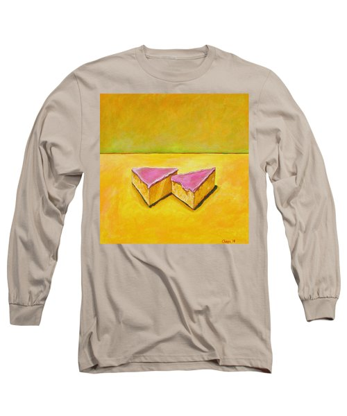 Mexican Pink Cake Long Sleeve T-Shirt