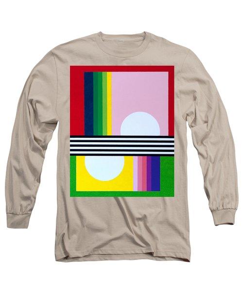 Mid Century Resolution Long Sleeve T-Shirt