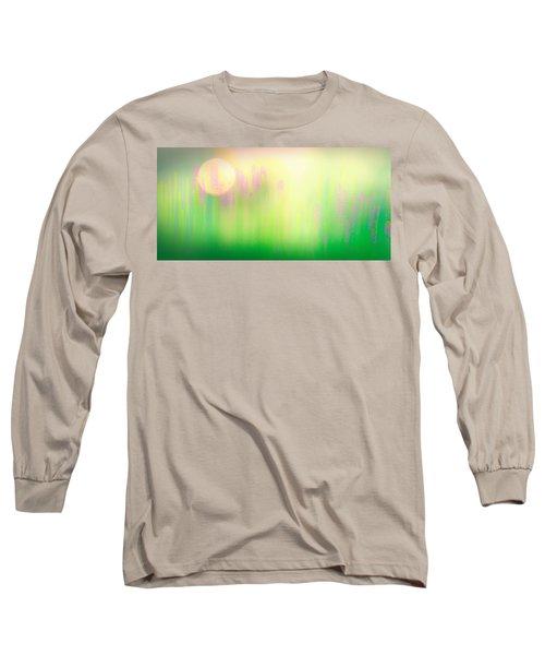 Mid Summer Morning Long Sleeve T-Shirt