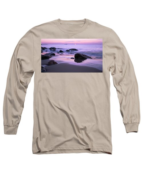 Millennium Sunrise Singing Beach Long Sleeve T-Shirt