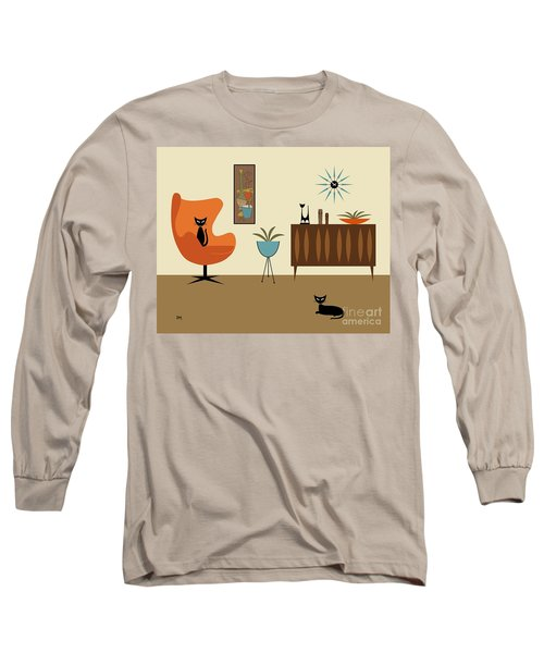 Mini Gravel Art 3 Long Sleeve T-Shirt