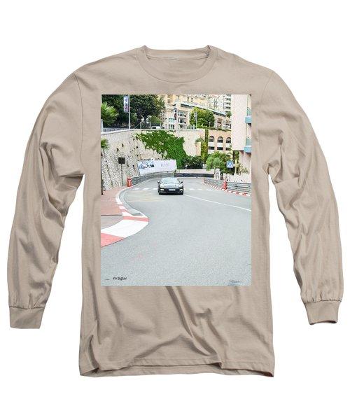 Mirabeau Bas Corner At Monaco Long Sleeve T-Shirt