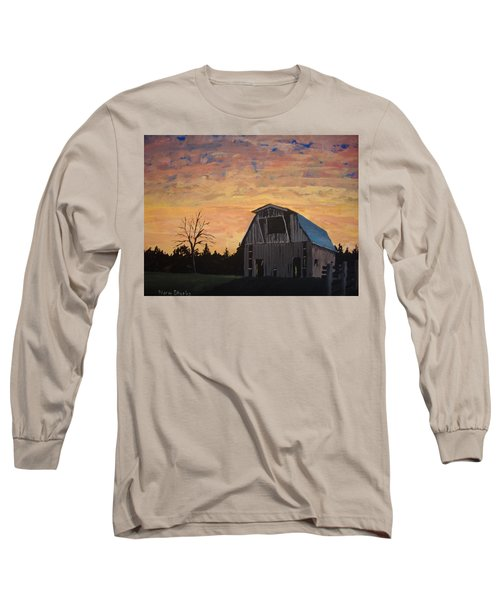 Missouri Barn Long Sleeve T-Shirt