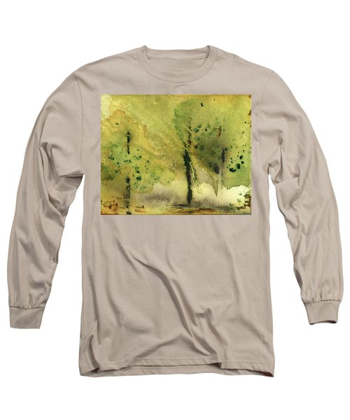 Mist And Morning Long Sleeve T-Shirt