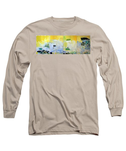 Mitchell's Salut Tom Long Sleeve T-Shirt by Cora Wandel