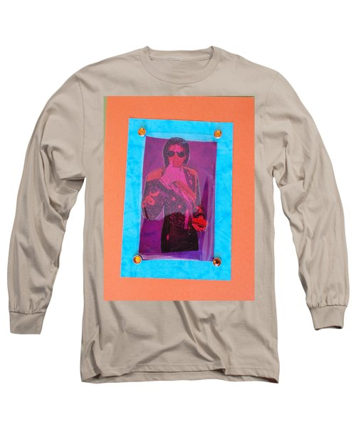 Mj Grammy Awards Long Sleeve T-Shirt