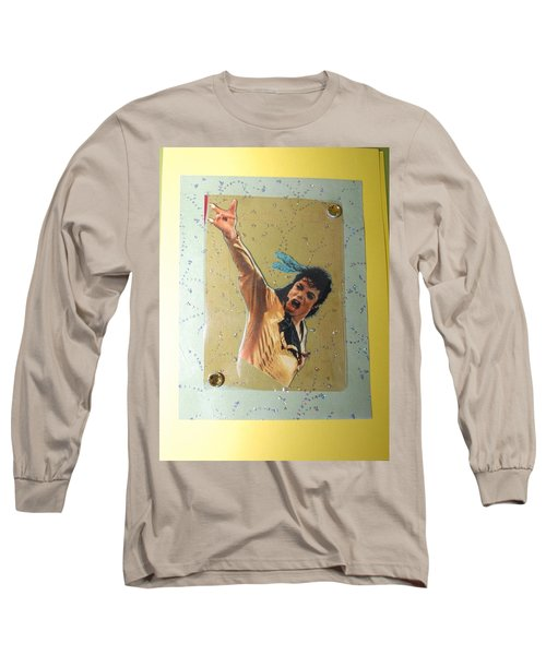 Mj Leave Me Alone Long Sleeve T-Shirt