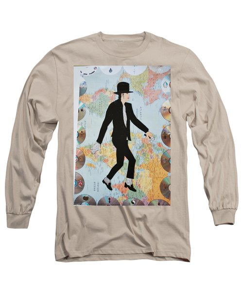 Mj We Are The World Long Sleeve T-Shirt