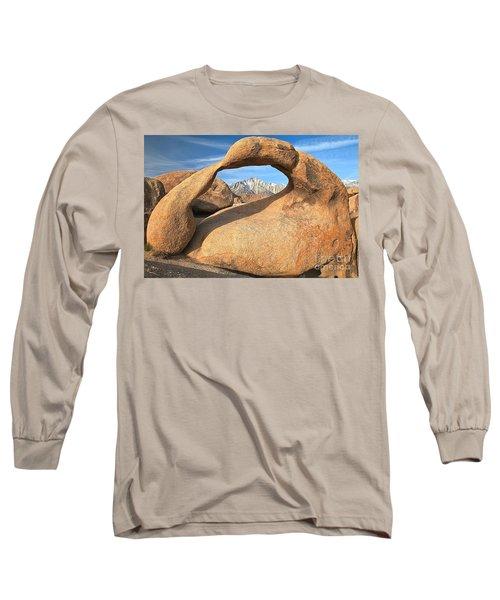 Mobius Tea Kettle Long Sleeve T-Shirt