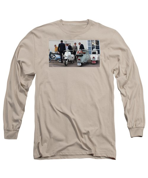 Mod Meeting Long Sleeve T-Shirt