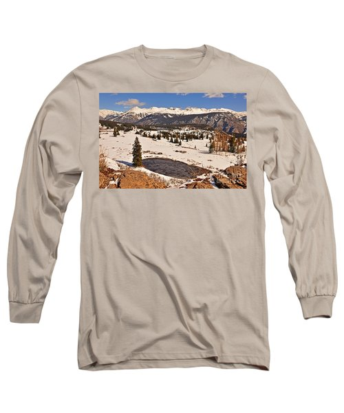 Molas Pass Winter Long Sleeve T-Shirt