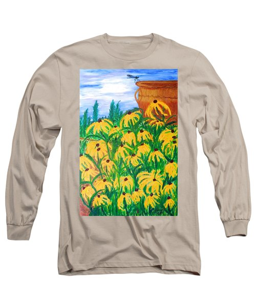 Moms Garden Long Sleeve T-Shirt