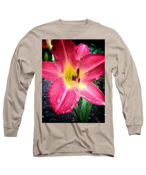 Mom's Secret Garden Long Sleeve T-Shirt