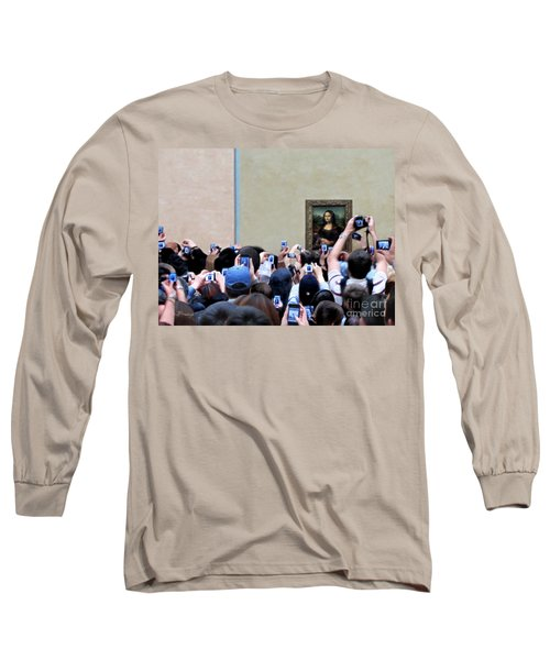 Mona Mobbed Long Sleeve T-Shirt by Jennie Breeze