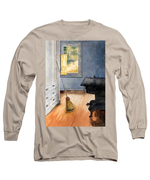 Monhegan Kitchen Long Sleeve T-Shirt