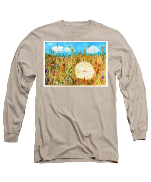 Montana Hike Long Sleeve T-Shirt by C Sitton