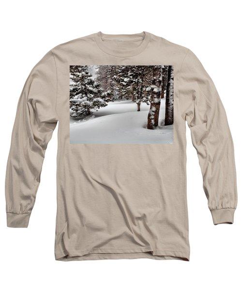 Morning Drifts Long Sleeve T-Shirt