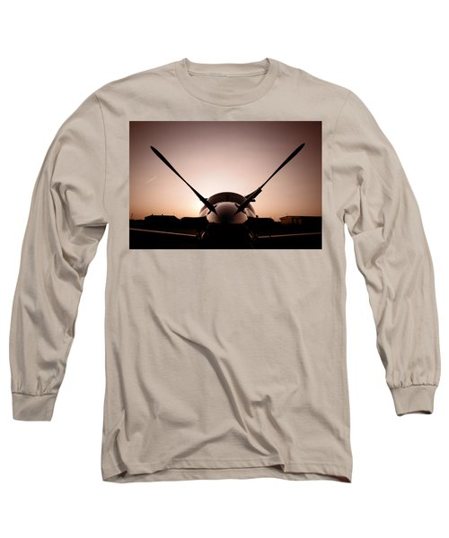 Morning Mercy Long Sleeve T-Shirt