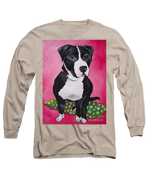 Morty Long Sleeve T-Shirt
