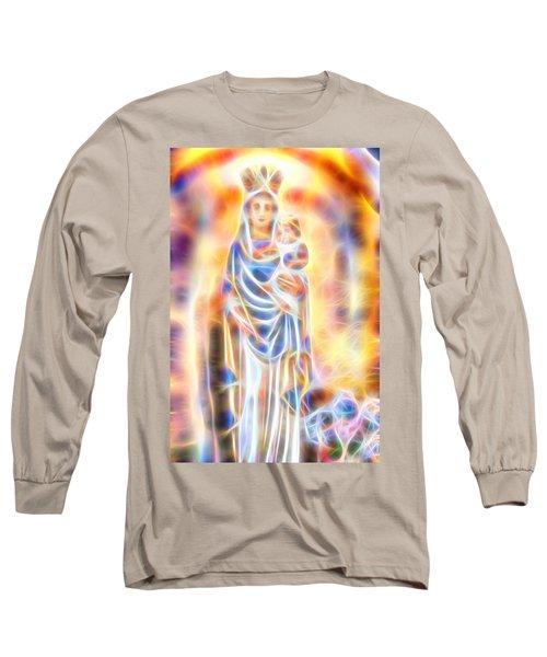 Mother Of Light Long Sleeve T-Shirt
