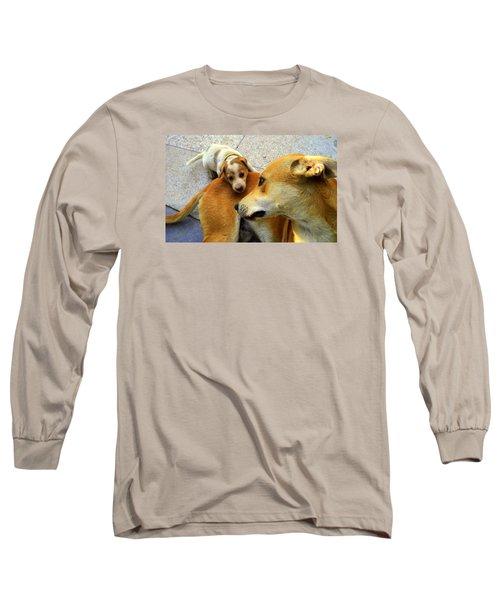 Mother's Affection Long Sleeve T-Shirt