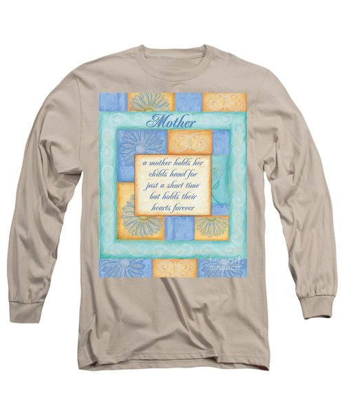 Mother's Day Spa Card Long Sleeve T-Shirt
