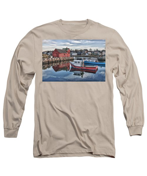 Motif 1 Sky Reflections Long Sleeve T-Shirt