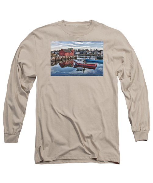 Motif 1 Sky Reflections Long Sleeve T-Shirt