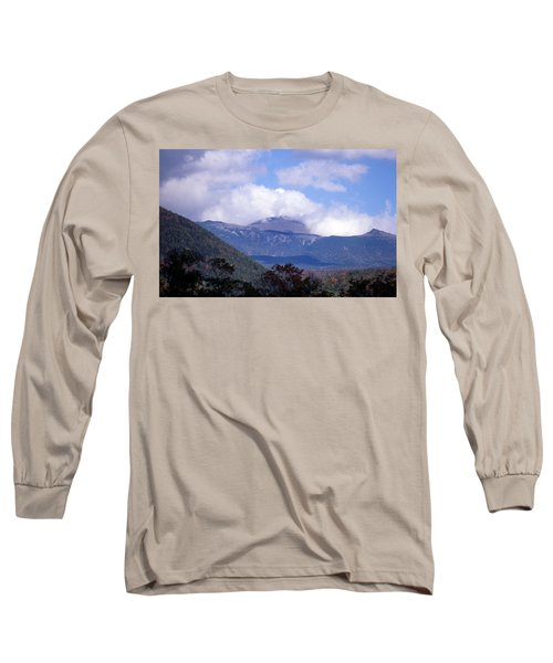 Mount Washington Long Sleeve T-Shirt by Skip Willits