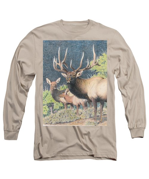 Mountain Monarch Long Sleeve T-Shirt
