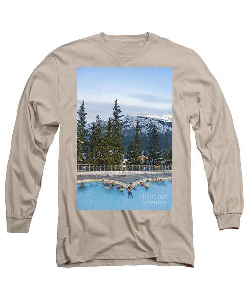 Mountain Paradise Long Sleeve T-Shirt