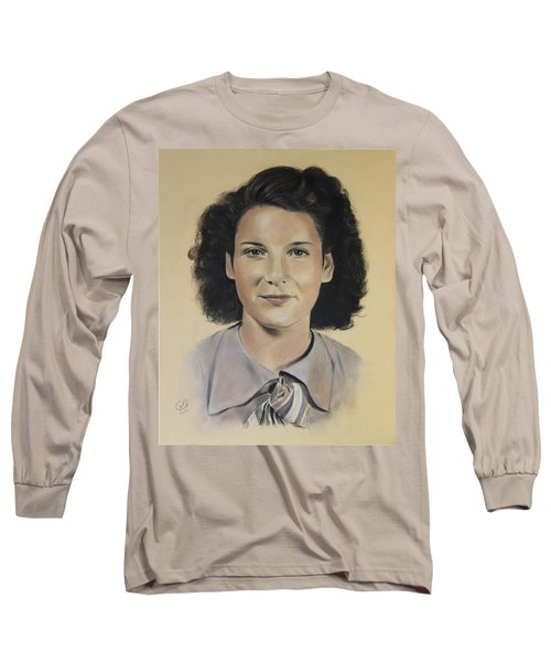 Mrs Crye Long Sleeve T-Shirt