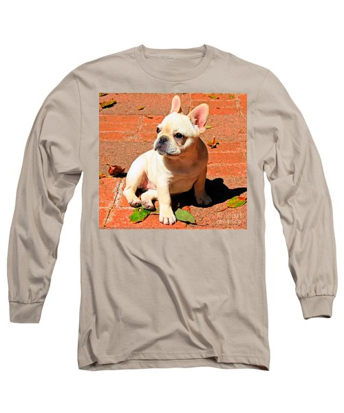 Ms. Quiggly Long Sleeve T-Shirt