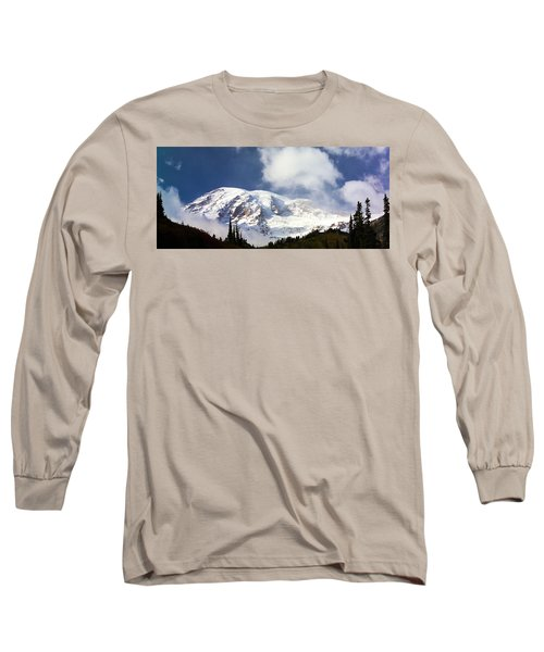 Mt Rainier II Long Sleeve T-Shirt