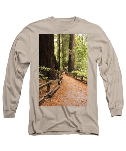 Muir Woods Trail Long Sleeve T-Shirt