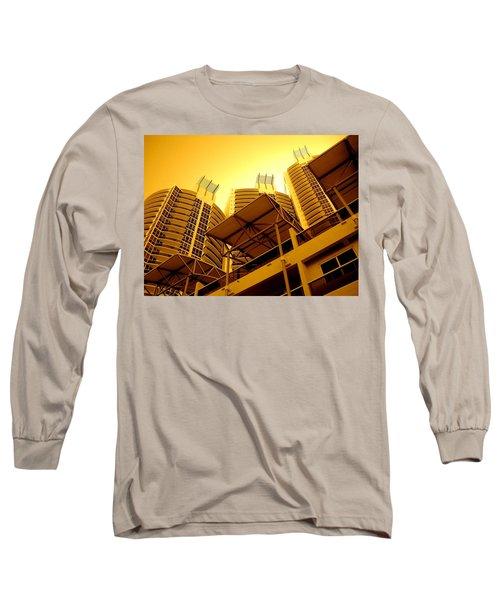 Murano Grande, Miami Long Sleeve T-Shirt