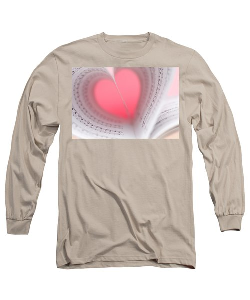 Music Lover Long Sleeve T-Shirt